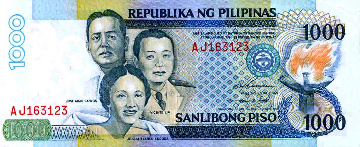 The Philippine Peso Xchange Of America
